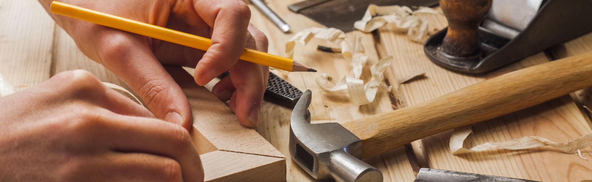 Pieterlen Massivholzarbeit